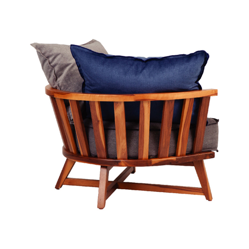 Cage Lounge Armchair Incl Cushions Interior 360 Contract Furniture