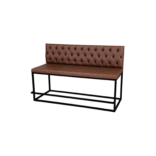 STRUCTURE LOW BACK SOFA - Interior-360 Contract . Furniture